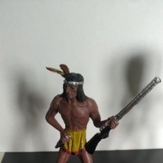 Figuras de Borracha e PVC: FIGURA INDIO LAFREDO. Lote 240282130