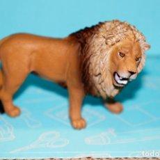 Figuras de Goma y PVC: SCHLEICH FIGURA LEON. Lote 240341480