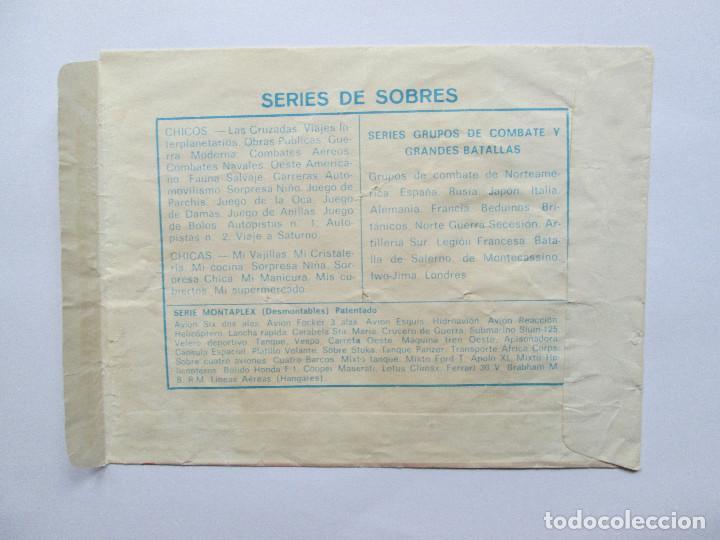 Figuras de Goma y PVC: SOBRE VACIO MONTAPLEX - GRUPOS DE COMBATE RUSIA - SEGUNDA GUERRA MUNDIAL - Foto 2 - 240462650