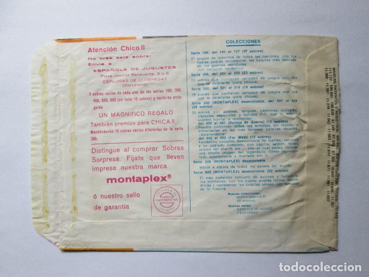 Figuras de Goma y PVC: SOBRE VACIO MONTAPLEX - KABLINSKY - GRUPOS DE COMBATE DE URSS Y JAPON - Foto 2 - 240466370