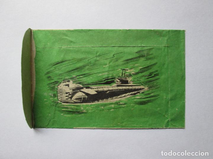 Figuras de Goma y PVC: SOBRE VACIO MONTAPLEX - AUDAX V-2 - Foto 2 - 240467800