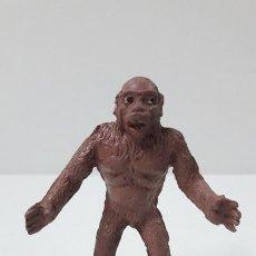 Figuras de Goma y PVC: GORILA . REALIZADO POR LAFREDO . ORIGINAL AÑOS 50 EN GOMA. Lote 240601035