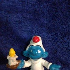 Figuras de Goma y PVC: PITUFO. Lote 240603180