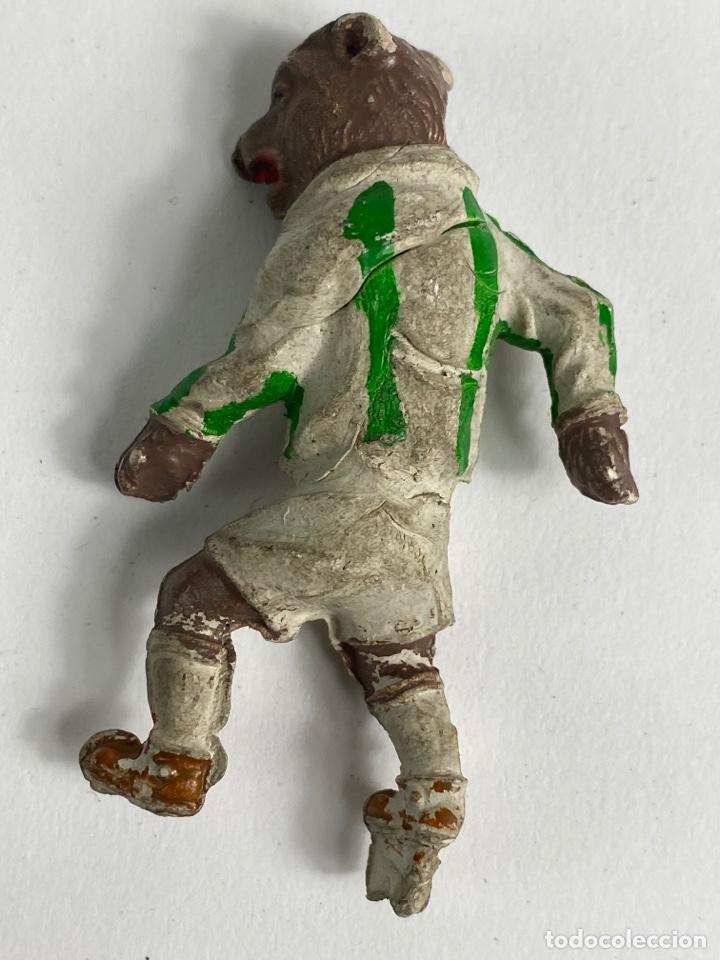 Figuras de Goma y PVC: MUÑECO BESTIAS DEL FUTBOL. LAFREDO. GOMA. AÑOS 50. - Foto 2 - 240644380