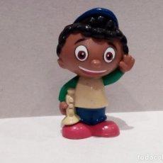Figuras de Goma y PVC: FIGURA BULLY - BABY EINSTEIN. Lote 240659340