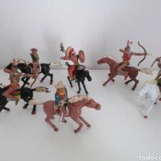 Figuras de Goma y PVC: LOTE LAFREDO SERIE GRANDE. Lote 240678745
