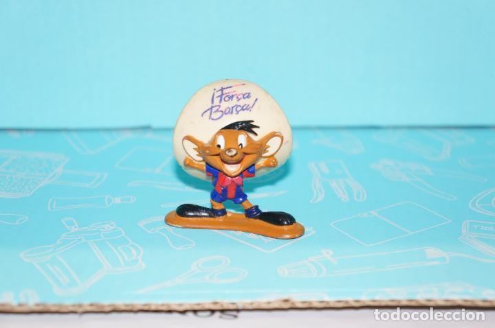LOONEY TUNES SERIE BARÇA SPEEDY GONZALES PVC WARNER BROS STAR TOYS 1996 (Juguetes - Figuras de Goma y Pvc - Otras)