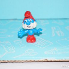 Figuras de Goma y PVC: FIGURA PAPA PITUFO. LOS PITUFOS. Lote 240724785