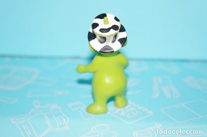 Figuras de Goma y PVC: FIGURA O MUÑECO GOMA PVC - PERSONAJE DIPSY LOS TELETUBBIES - BULLY - Foto 2 - 240725265