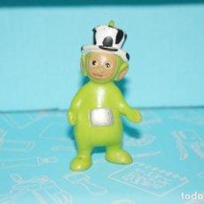 Figuras de Goma y PVC: FIGURA O MUÑECO GOMA PVC - PERSONAJE DIPSY LOS TELETUBBIES - BULLY. Lote 240725265