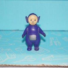 Figuras de Goma y PVC: FIGURA O MUÑECO GOMA PVC - PERSONAJE TINKY WINKY LOS TELETUBBIES - SIN MARCA. Lote 240726095