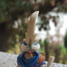 Figuras de Goma y PVC: FIGURA PVC MAGO (FACCIÓN HECHICEROS) - COLECCIÓN FIGURAS MIGHT & MAGIC: CLASH OF HEROES - UBISOFT. Lote 240727840
