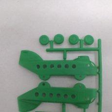 Figuras de Goma y PVC: HELICÓPTERO MONTAPLEX. Lote 240734305