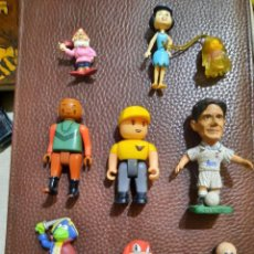 Figuras de Goma y PVC: LOTE DE MUÑECOS. Lote 240865640
