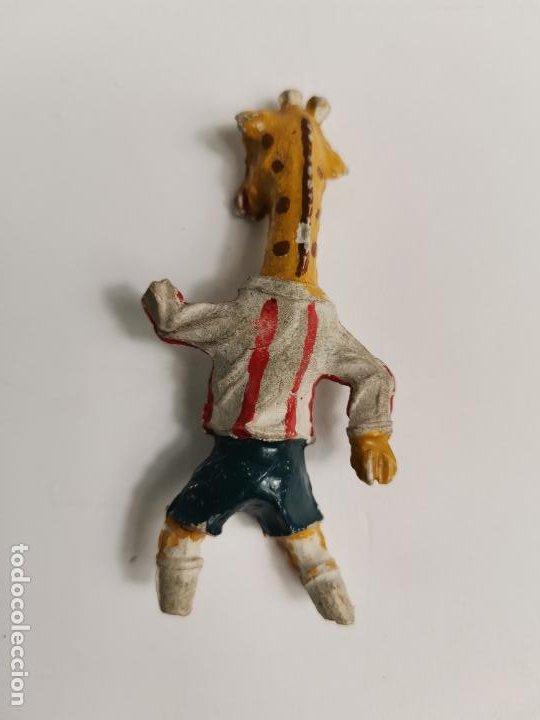 Figuras de Goma y PVC: MUÑECO BESTIAS DEL FUTBOL. LAFREDO. GOMA. AÑOS 50. - Foto 2 - 240995955