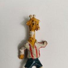 Figuras de Goma y PVC: MUÑECO BESTIAS DEL FUTBOL. LAFREDO. GOMA. AÑOS 50.. Lote 240995955