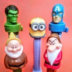 Figuras de Borracha e PVC: LOTE PEZ. Lote 241010880