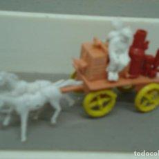 Figuras de Goma y PVC: MONTAPLEX. Lote 241222480