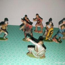 Figuras de Goma y PVC: FIGURAS REAMSA PLÁSTICO REY ARTURO. Lote 241262620