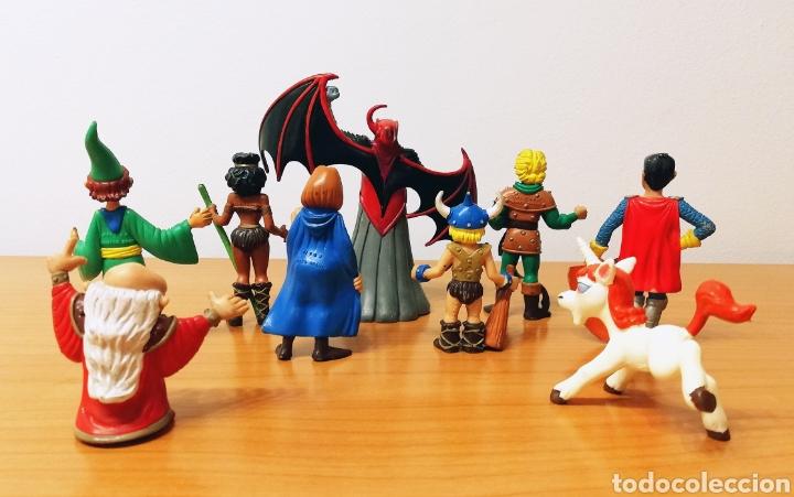 Figuras de Goma y PVC: DRAGONES Y MAZMORRAS (COMICS SPAIN) - Foto 11 - 241332500