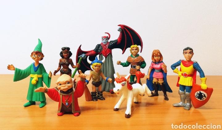 DRAGONES Y MAZMORRAS (COMICS SPAIN) (Juguetes - Figuras de Goma y Pvc - Comics Spain)
