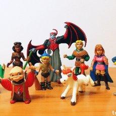 Figuras de Goma y PVC: DRAGONES Y MAZMORRAS (COMICS SPAIN). Lote 241332500