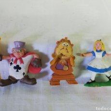 Figuras de Goma y PVC: LOTE ALICIA. Lote 241439070