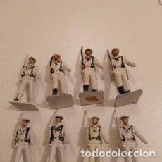Figuras de Goma y PVC: DESFILE 8 MARINEROS. Lote 241474515