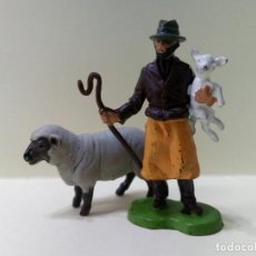 Figuras de Goma y PVC: LOTE BRITAINS DEETAIL-PASTOR GALES. Lote 241538685