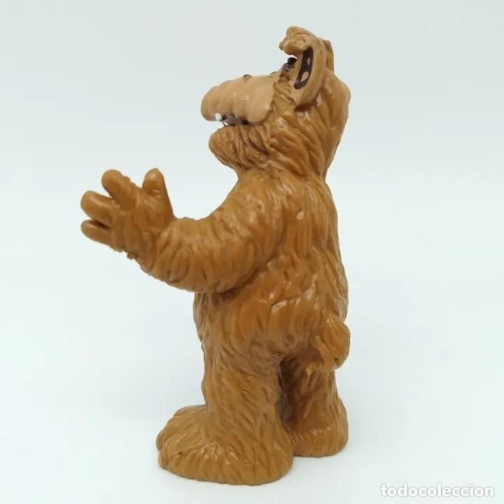 Figuras de Goma y PVC: Muñeco de goma ALF de BULLY año 1988 West Germany - Foto 2 - 241695365