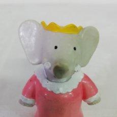 Figuras de Goma y PVC: FIGURA ELEFANTE 1990. Lote 241705310