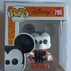 Figuras de Goma y PVC: FUNKO POP! MICKEY MOUSE 795 (HALLOWEEN ESPELUZNANTE) - DISNEY + CAJA PROTECTORA. Lote 223417762