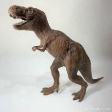 Figuras de Goma y PVC: ANIMALES SCHLEICH - DINOSAURIO - TYRANNOSAURUS REX - 33 CM X 22 CM AÑO 2006 REF. 16454. Lote 241874270