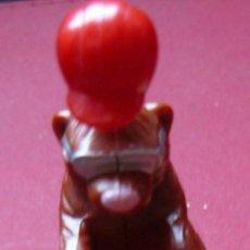 Figuras de Borracha e PVC: FIGURA OSO BICICLETA. Lote 241889555