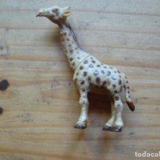 Figuras de Borracha e PVC: FIGURA JIRAFA. Lote 241890545