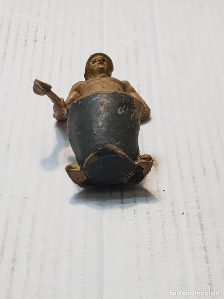 Figuras de Goma y PVC: Figura Prisionero del Río Kwai en Goma de Jecsan - Foto 4 - 241941960
