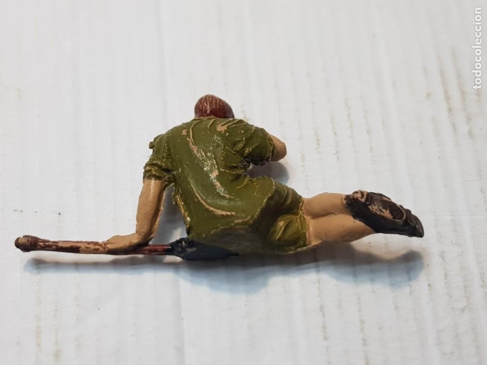 Figuras de Goma y PVC: Figura Prisionero del Río Kwai en Goma de Jecsan - Foto 2 - 241942760