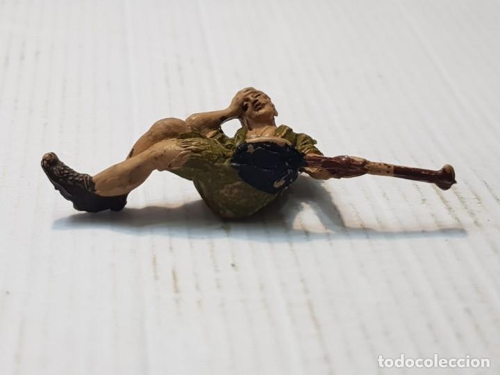Figuras de Goma y PVC: Figura Prisionero del Río Kwai en Goma de Jecsan - Foto 4 - 241942760
