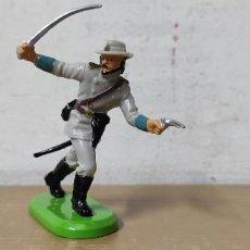 Figuras de Goma y PVC: FIGURAS BTITAINS AMERICAN CIVIL WAR 1861-1865 NORDISTAS CONFEDERADOS. Lote 242051280