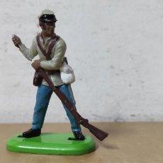 Figuras de Goma y PVC: FIGURAS BTITAINS AMERICAN CIVIL WAR 1861-1865 NORDISTAS CONFEDERADOS. Lote 242051445
