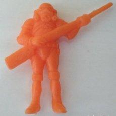 Figuras de Borracha e PVC: DUNKIN FIGURA EWOKS AND DROIDS - STAR WARS. Lote 242107110