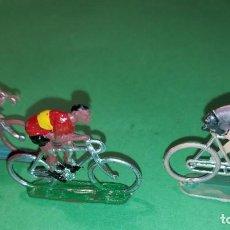 Figuras de Goma y PVC: CICLISTA SOTORRES- VUELTA CICLISTA. Lote 242356190