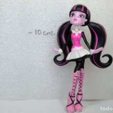 Figuras de Goma y PVC: FIGURA MONSTER HIGH DRACULAURA. Lote 242391395