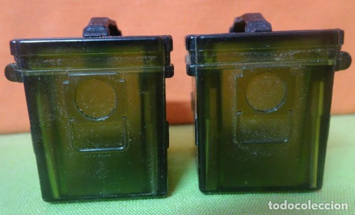 Figuras de Goma y PVC: LOTE 2 BAÚLES CON LUZ , VER FOTOS - Foto 4 - 242468485