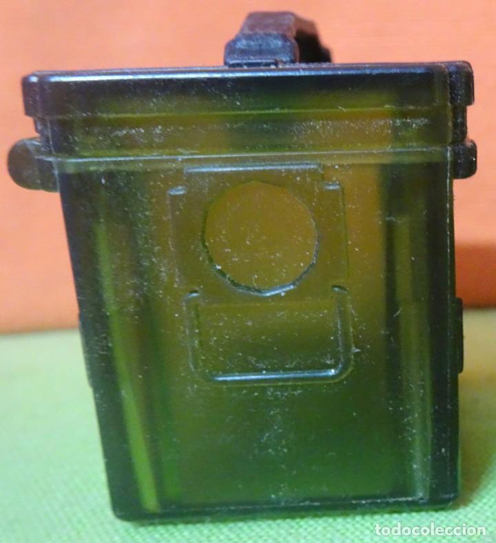 Figuras de Goma y PVC: LOTE 2 BAÚLES CON LUZ , VER FOTOS - Foto 5 - 242468485