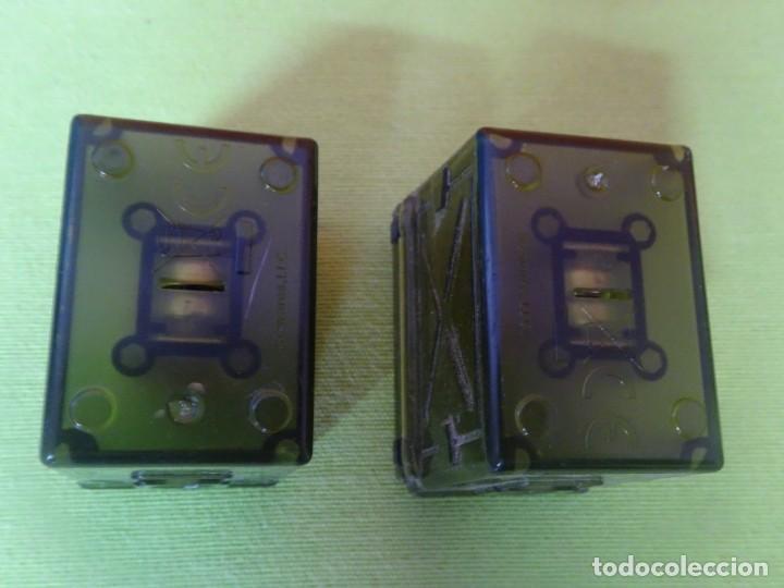 Figuras de Goma y PVC: LOTE 2 BAÚLES CON LUZ , VER FOTOS - Foto 7 - 242468485