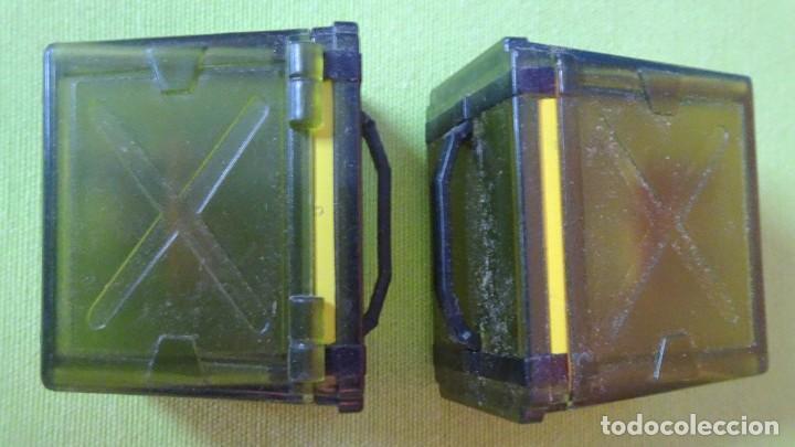 Figuras de Goma y PVC: LOTE 2 BAÚLES CON LUZ , VER FOTOS - Foto 8 - 242468485