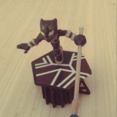 Figuras Kinder: KINDER SORPRESA MAXI-MARVEL BLACK PANTHER. Lote 242829075