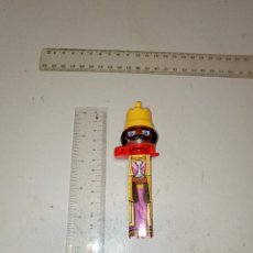 Dispensador Pez: DISPENSADOR DE CARAMELOS PEZ REY MAGO. Lote 243123455