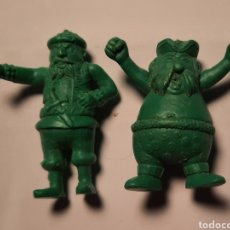 Figuras de Goma y PVC: PIRATAS DE DUNKIN. Lote 243295035